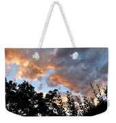 A Memorable Sky Weekender Tote Bag