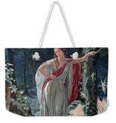 A Midsummer Nights Dream Hermia Weekender Tote Bag