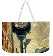 A Moment In Time Weekender Tote Bag