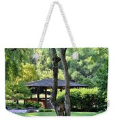 A Moment Of Tranquility Weekender Tote Bag