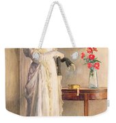 A Moment's Reflection Weekender Tote Bag