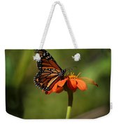 A Monarch Butterfly 2 Weekender Tote Bag