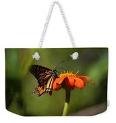 A Monarch Butterfly 3 Weekender Tote Bag