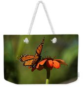 A Monarch Butterfly 4 Weekender Tote Bag