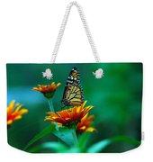 A Monarch Weekender Tote Bag