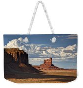 A Monumental Morning  Weekender Tote Bag