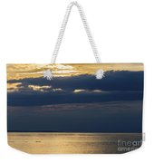 A Moray Firth Sunset Weekender Tote Bag