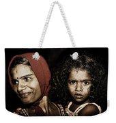 A Mother's Comfort Weekender Tote Bag