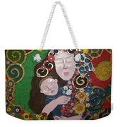 A Mother's Lullaby Weekender Tote Bag