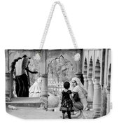 A Mother's Moment Weekender Tote Bag