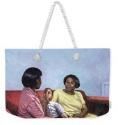 A Mothers Strength Weekender Tote Bag