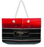 A Mustang  Weekender Tote Bag