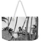 A Native Hawaiian Dancer Weekender Tote Bag