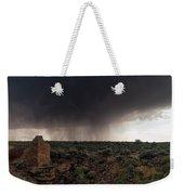 A Navajo 'male' Rain Weekender Tote Bag