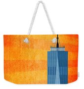 A New Day - World Trade Center One Weekender Tote Bag