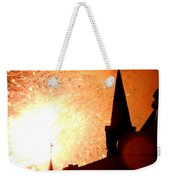 New Orleans St. Louis Cathedral A New Day A New Year In Louiisana Weekender Tote Bag