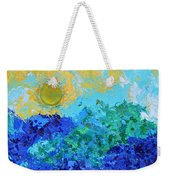 A New Day Full Of Promises Weekender Tote Bag
