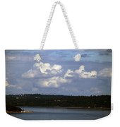 A Nice Day To Be In Washington Weekender Tote Bag