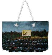 A Night At The Drive In Weekender Tote Bag