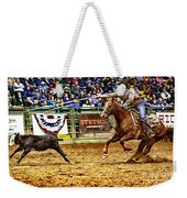 A Night At The Rodeo V10 Weekender Tote Bag