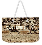 A Night At The Rodeo V11 Weekender Tote Bag