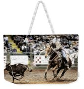 A Night At The Rodeo V12 Weekender Tote Bag