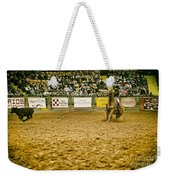 A Night At The Rodeo V16 Weekender Tote Bag