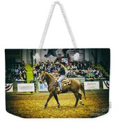 A Night At The Rodeo V17 Weekender Tote Bag