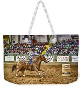 A Night At The Rodeo V27 Weekender Tote Bag