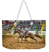 A Night At The Rodeo V28 Weekender Tote Bag