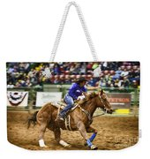 A Night At The Rodeo V30 Weekender Tote Bag
