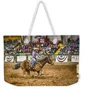 A Night At The Rodeo V31 Weekender Tote Bag