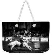 A Night At The Rodeo V33 Weekender Tote Bag