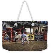 A Night At The Rodeo V39 Weekender Tote Bag