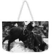 A Night At The Rodeo V4 Weekender Tote Bag