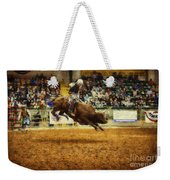 A Night At The Rodeo V7 Weekender Tote Bag