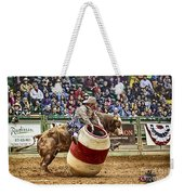 A Night At The Rodeo V9 Weekender Tote Bag