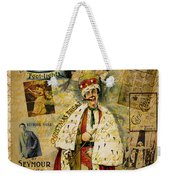 A Night On The Town Christmas Treat Weekender Tote Bag