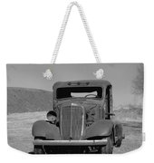 A North Dakota Carriage Weekender Tote Bag
