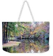 A November Memory 2012 - L Weekender Tote Bag