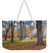 A November Morning Weekender Tote Bag