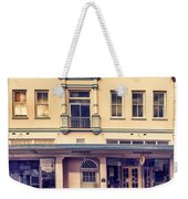 A. O. F. Building 1925 Hilo Weekender Tote Bag