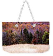 A Painting Autumn Field Weekender Tote Bag