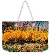 A Painting Springtime 2 Dali-style Weekender Tote Bag