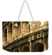 A Painting The Colosseum Weekender Tote Bag