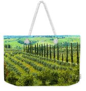 A Painting Tuscan Panoramic 4 Weekender Tote Bag