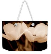 A Pair Of Tulips Weekender Tote Bag