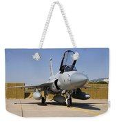 A Pakistan Air Force Jf-17 Thunder Weekender Tote Bag