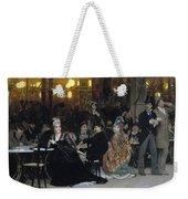 A Parisian Cafe Weekender Tote Bag
