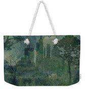 A Park In The City Weekender Tote Bag